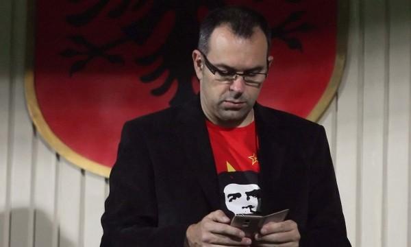 VideoLajm/ Partizani VS Kukësi: Elis Bakaj 'konfliktohet' me Olsi Ramën?