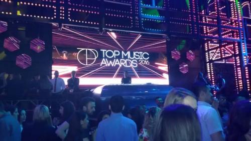 """""""Top Awards"""" shpall kandidaturat, lë jashtë Tunën, Dafinën, Gaxhën, etj"""