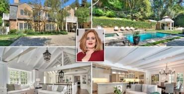 FOTO/ Kjo është shtëpia 9.5 milion dollarëshe e Adele