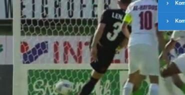 E fundit/ Shqipëri-Katar 2-1. Emir Lenjani kalon Kuqezinjtë në avantazh