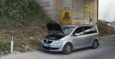Fotolajm/ Shënohen aksidente në autostradën Tiranë-Durrës