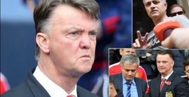 Van Gal ndihet i tradhtuar, thikë pas shpine nga Mourinho dhe Man. UTD