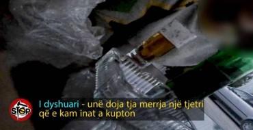 Video-STOP/ Policia ja fut gjumit, banori kap vetë hajdutin