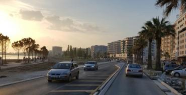 Rrugët e rrezikshme të Vlorës së rilindur