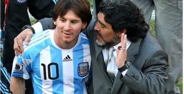 """""""Pleshti"""" la Argjentinën, por Maradona po mendon kthimin e Messit"""