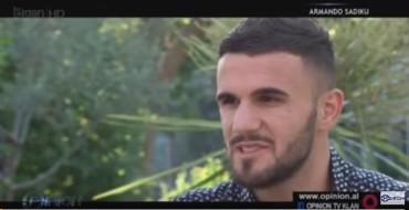 Video-Intervista e Sadikut/ Flet për emocionet e golit, ofertat, vajzat…