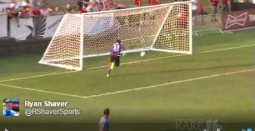 Video/ Ja si portieri amerikan shënon autogolin më qesharak në histori