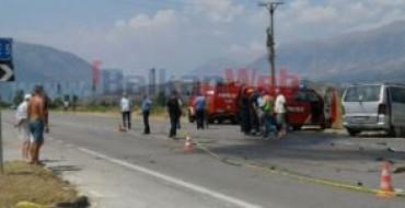 Gjirokastër-Kakavijë/ Rëndohet bilanci, shkon në tre numri i viktimave