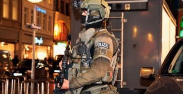Policia gjermane: 10 të vrarë, 27 të lënduar