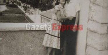 Foto e rrallë/ Ja kush janë gjyshërit kosovarë të Rita Orës