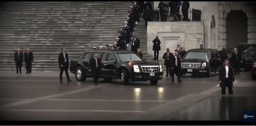 video-opinion-limuzina-e-trump-makina-presidenciale-me-e-blinduar-ne-histori
