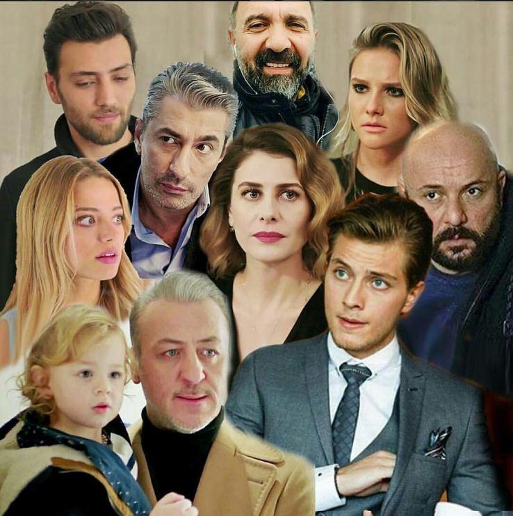 SURPRIZA  Përfundon seriali  Fate të Kryqëzuara   ja si festuan aktorët
