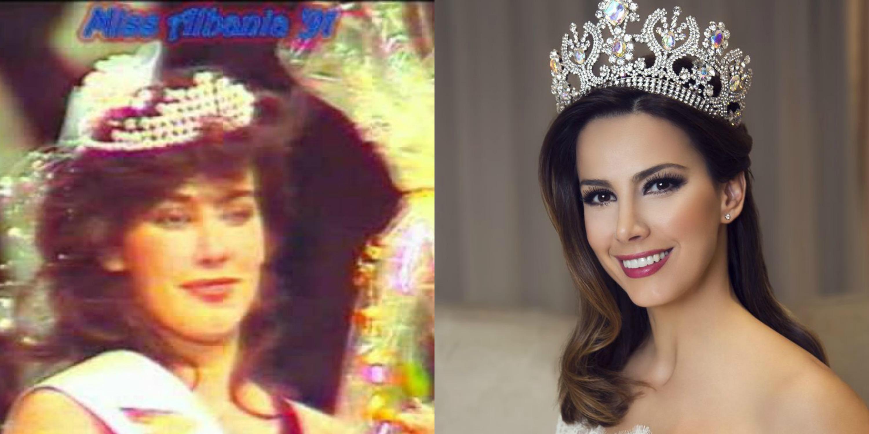 Foto/ Të panjohurat e Miss Albania '91, Valbona Selimllari as nuk ishte  regjistruar - Opinion.al