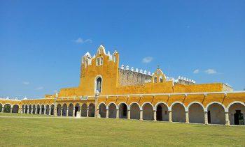 Mexico-Yucatan-Izamal