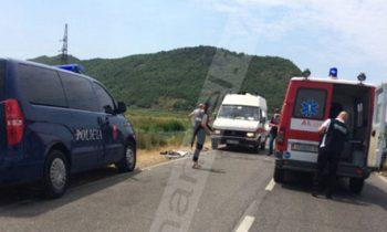 Aksident në Shkodër Velipojë  tre të plagosur