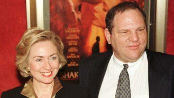 Pas skandalit seksual  zbulohet lidhja e producentit Weinstein me Bill dhe Hilary Clinton
