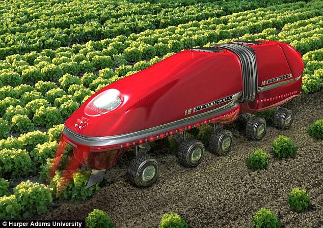 Njihuni me fermerët robotë