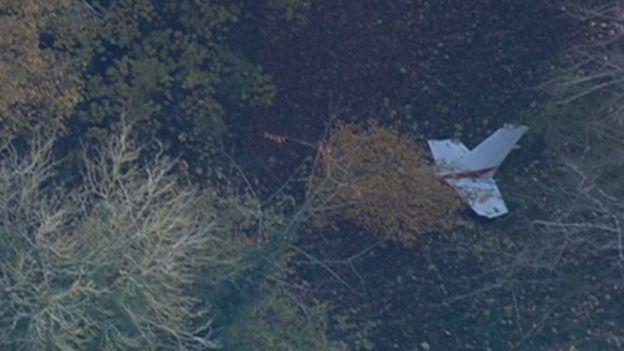 Horror mbi kështjellën Waddeston Manor, përplasen avioni me helikopterin, dyshohet 4 të vdekur