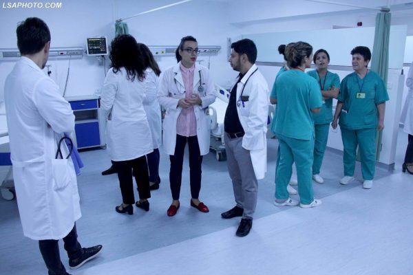 9 mjekë në pranga  reagon spitali  Po rrezikohet jeta e pacientëve
