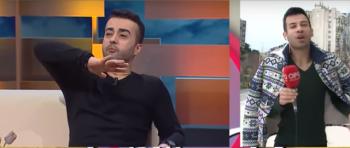 Video  Zogu i Tiranës dhe Gaz Paja shkëmbejnë batuta pikante në emisionin e mëngjesit