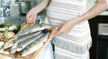 A duhen ngrënë prodhimet e detit gjatë shtatzënisë