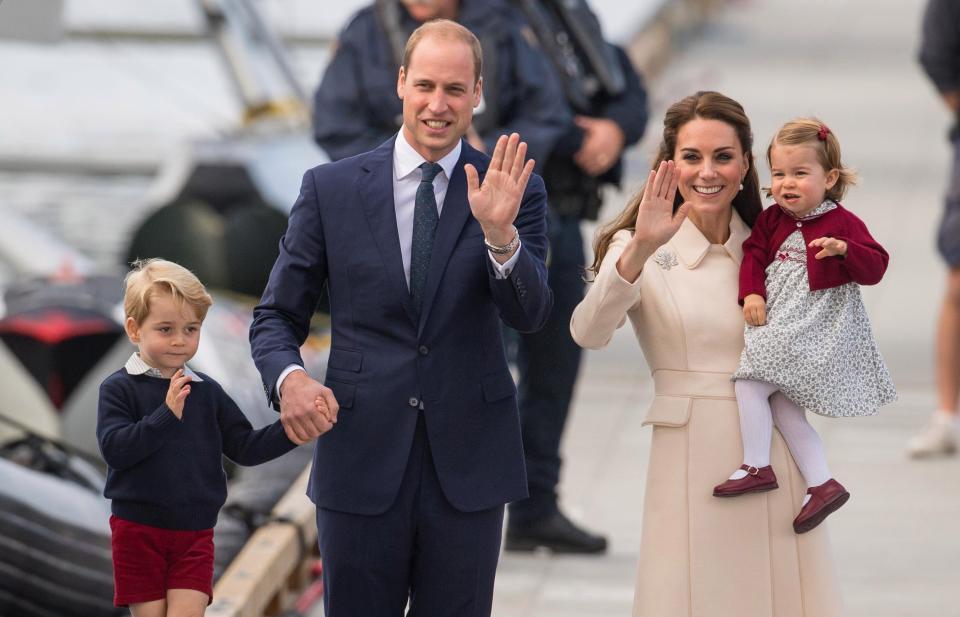 Vjen në jetë fëmija i tretë i Kate dhe William, ja gjina
