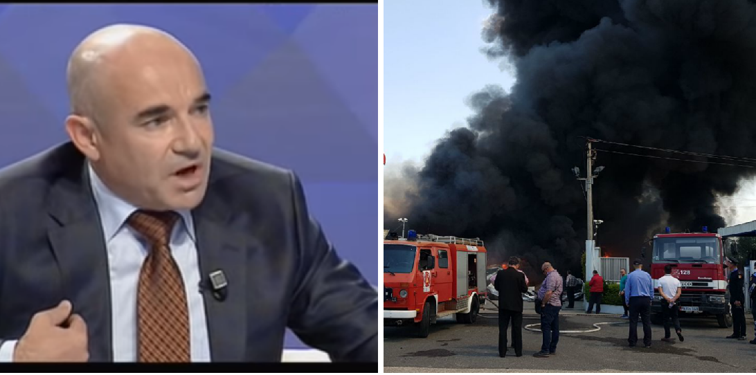 Dyshimet/ Çfarë e shkaktoi zjarrin që shkatërroi biznesin e mbetjeve dhe ndoti një Tiranë të tërë?