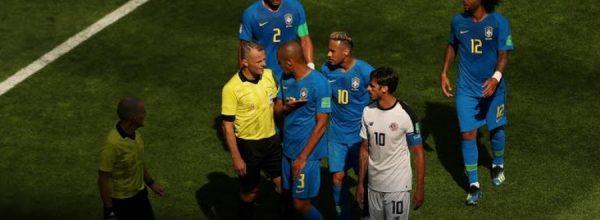Zhbllokohet rezultati, Brazili shënon golin e avantazhit në minutën e 90