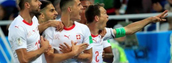Mediat serbe tërbohen me shqiponjën e dy shqiptarëve: FIFA duhet të marri masa, provokuan serbët