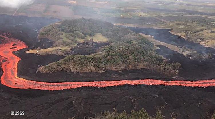Dalin pamjet e frikshme nga vullkani që shkatërroi 467 shtëpi