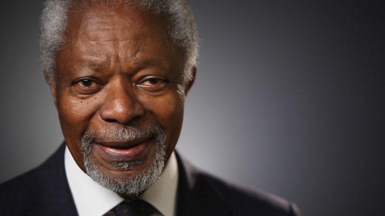 Ish-kreu i OKB-së, Kofi Annan ndërron jetë në moshën 80-vjeçare