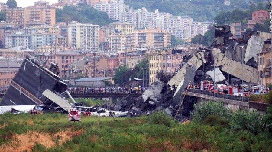 Tragjedia në Genova, qeveria italiane nis procedurat për heqjen e koncesionit