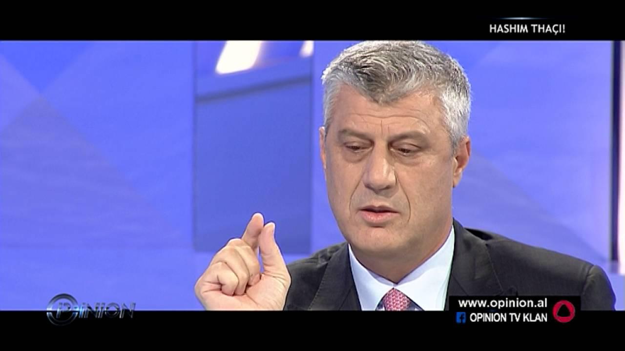 Kush ka qejf le t ia nisë luftës   Thaçi i përgjigjet ashpër Haradinajt