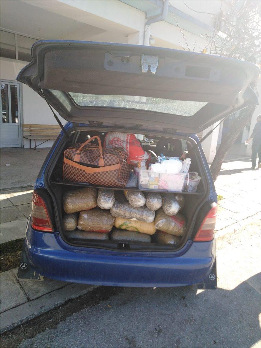 Kapet shqiptarja  përdori fëmijët e mitur për të transportuar drogë