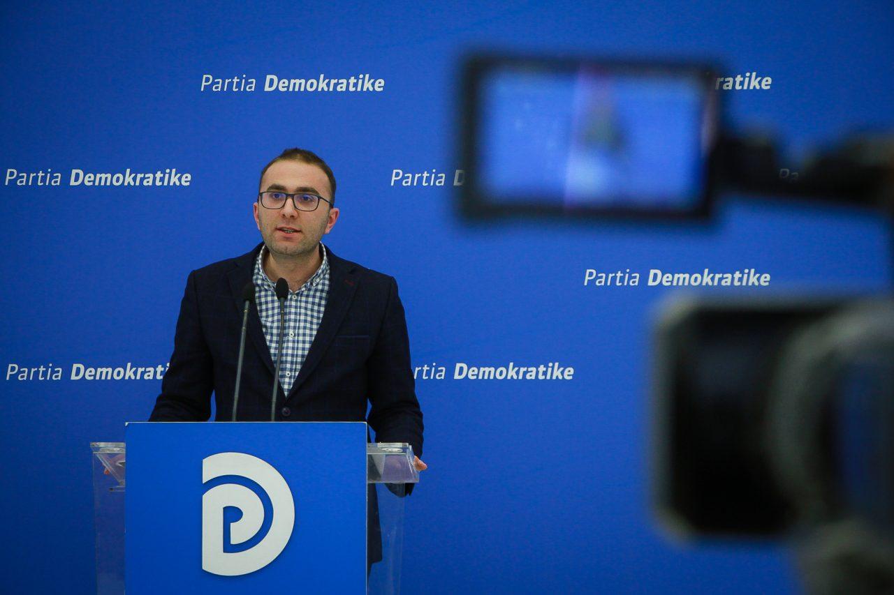 Borchardt  Vendit i duhet opozitë serioze  jo molotov  Reagon PD