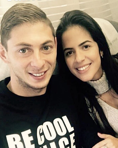 emiliano-sala-girlfriend-cardiff-city-plane-crash-tribute-pilot-luiza-ungerer-nantes-fc-1563229