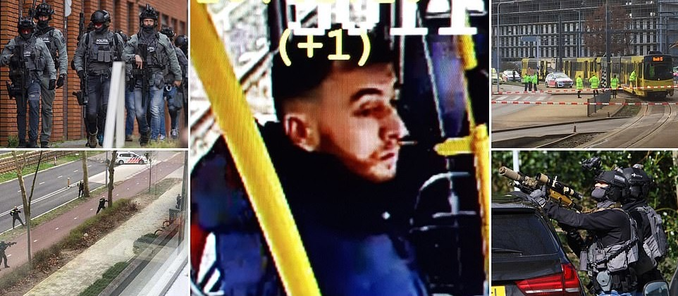 Sulmi në Holandë  arrestohet autori