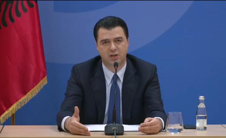 Basha  Nuk do të lejojmë taksë në rrugën Tiranë Durrës  do anuloj dhe