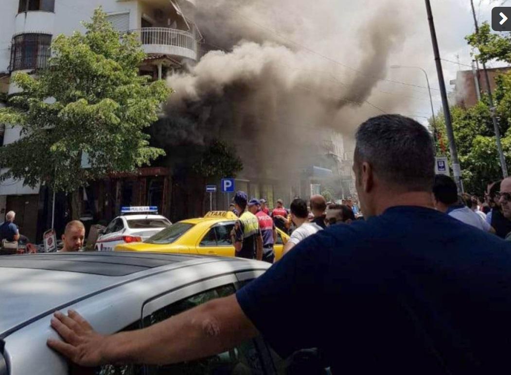 Si ndodhi shpërthimi në ish Bllok  detaje të reja