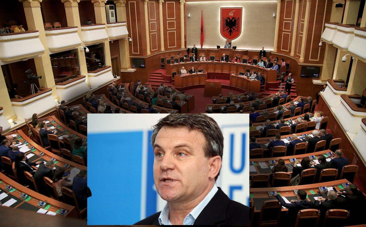 Zbardhet kërkesa drejtuar Kuvendit për shkarkimin e Arben Malajt