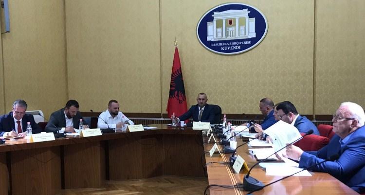 Komisioni Hetimor  Alimadhi  Të mbyllet  Meta nuk e ka shkelur Kushtetutën