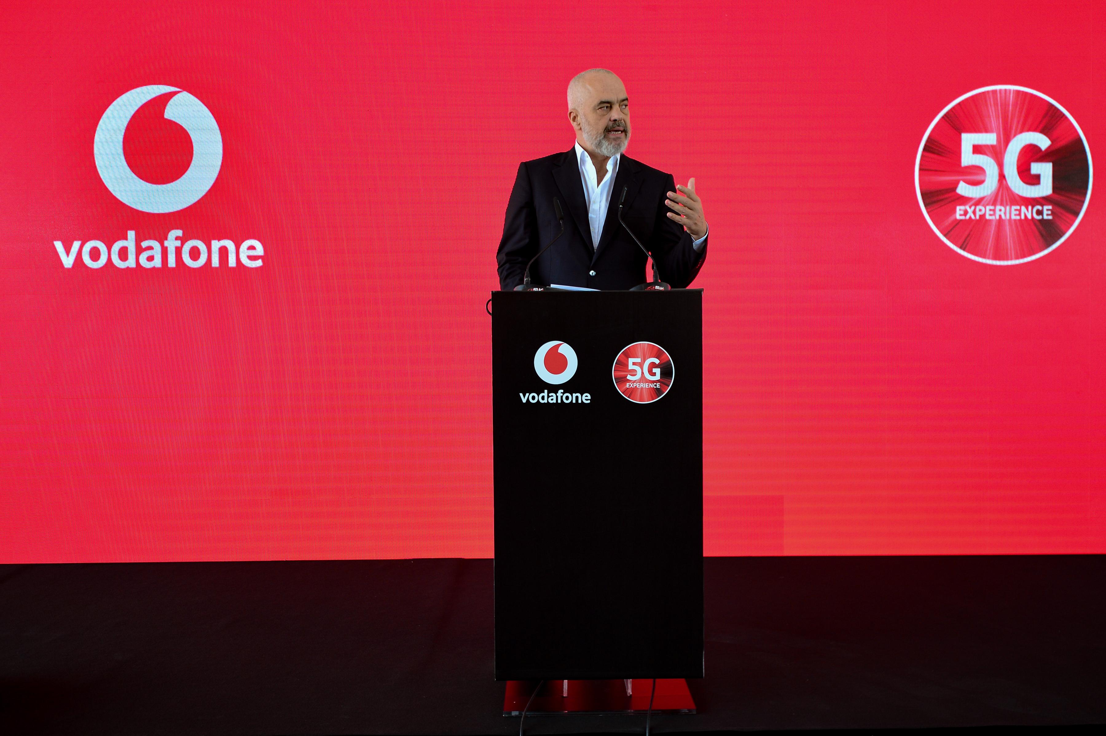 Vodafone 5G-160