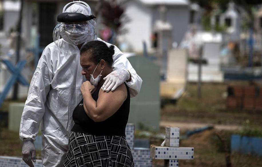 Covid Shifrat rriten në Amerikën Latine  Brazili kalon 1 milion infektime