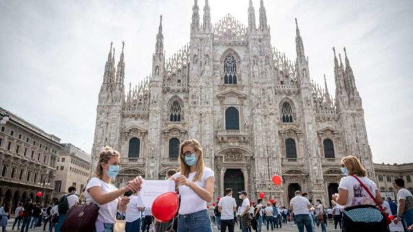 Studiuesit Në Milano dhe Torino gjurmë të koronavirusit më 18 Dhjetor